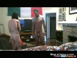 Italian Couple Homemade Sextape