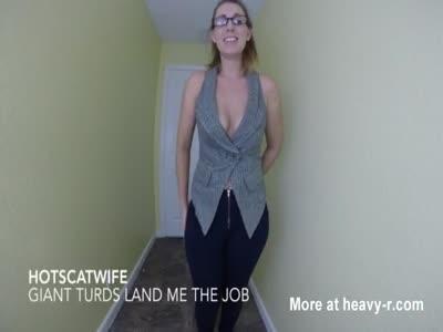 GIANT TURDS land me the JOB