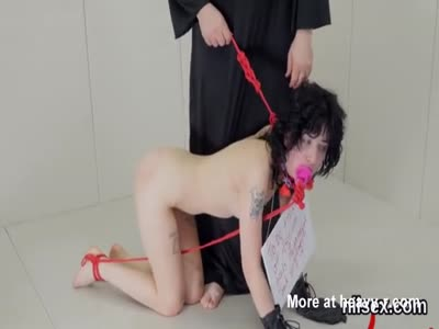 Humiliated Teen Girl