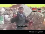 Syrian Bastard Eats Heart