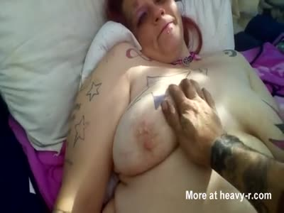 Fat Homeless Woman Pussy Punched
