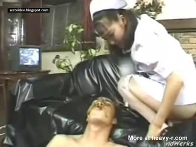 Japanese Scat Nurse Ass Inspection