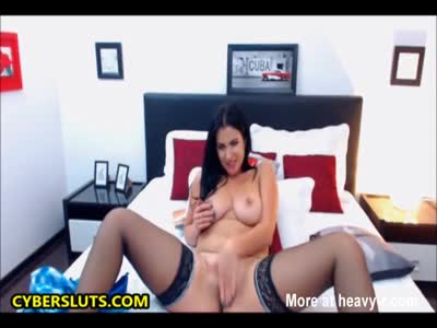Arab Girl Is Alone And Horny