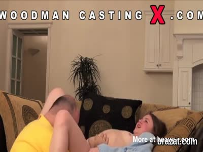 Casting peach goes home after hardcore sex and anal hole pen