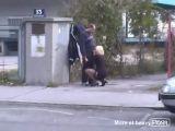 Blowed by hooker in the street