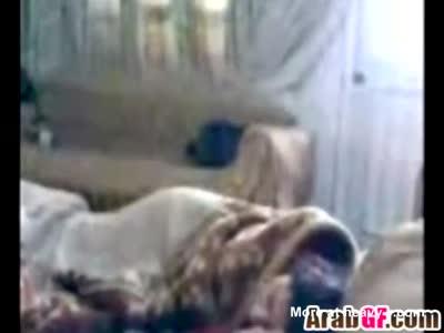 Arab Amateur Couple Missionary Bedroom Homemade