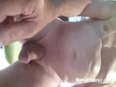 skewer in balls