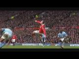Manchester united - Manchester city Goal Rooney 2:1 (12.02.2011)
