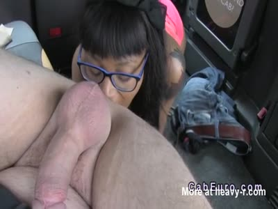Ebony Gives Interracial Rimjob And Is Glazed