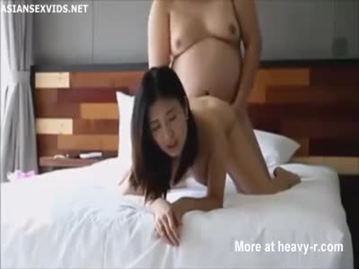 Fat Guy Fucks Asian Model