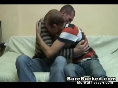 Weekend Fuck of Two Gay Barebacked