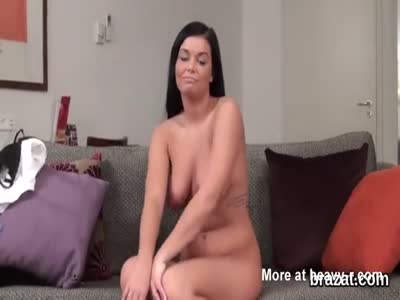 Casting babe goes away after hardcore penetration and butt h