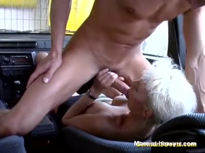 Wild Sex In Car Wash