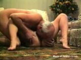 Elderly Couple Fucking