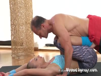 Sex With Yoga Teacher