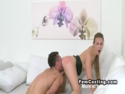 Amateur Eats out Ass