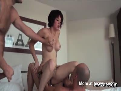 Hardcore Gang Banging Thin Girl