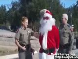 Santa Claus Gets Arrested