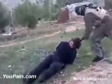 Kurdish Civilian Beheaded