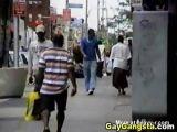 Horny Ghetto Gay Gangsta Hardcore Anal Sex