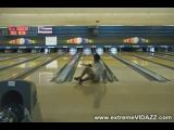 Bowling Fail results in Strike