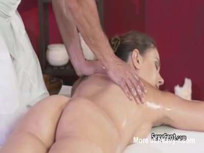 Milf Fucked After Massage