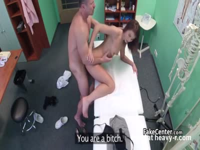 Doctor Banging Sexy Patient