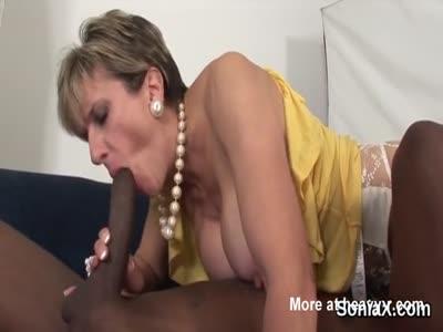 Mature Slut Fucking Big Black Cock