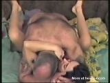 Polish Teen Fucked By Hairy Dad