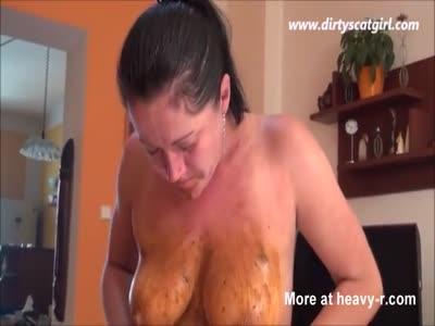 Dirty Pantyhose Deepthroat
