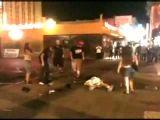 Gambler Beaten Down