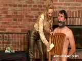 Candle Wax Cock Ball Torture