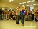 Whore dancing lessons