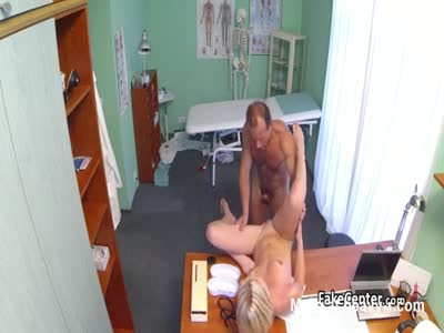 Fake Doctor Fucking Patient