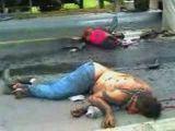 Horrific car crash
