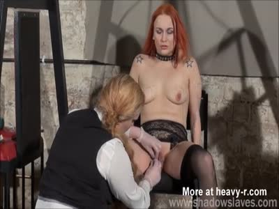 Lesbian Piercing Punishment