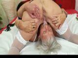 My Lesbian Grandmom Having Fun