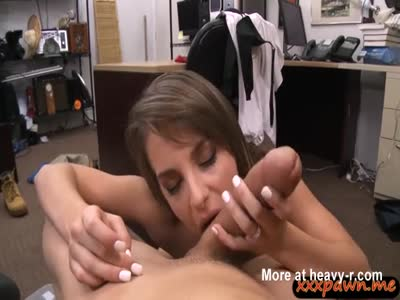 Tight Babe Pounded At Pawn Shop