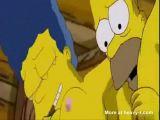 Homer Fucks Marge Simpson