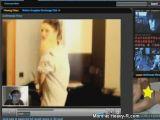 Zombie Girl Webcam Striptease