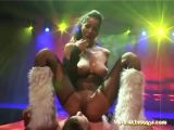 Stranger Fucked On Stage At Sex Show