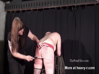 Ass And Tit Torture