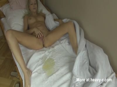 Teen Girl Wets The Bed