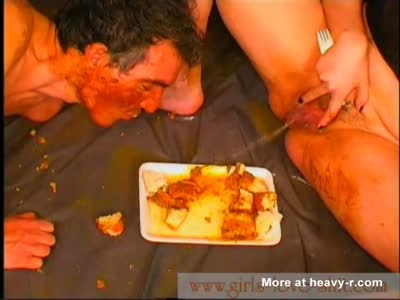 Extreme Dirty Piss And Shit Dinner