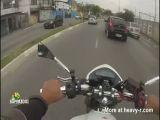 Brazilian Bike-jacker Shot