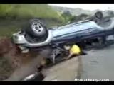 Bad Car Accident - Just Happened