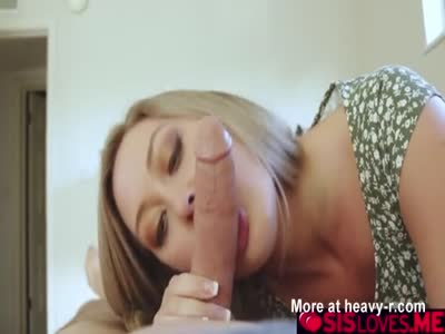 Addisons Parting Gift for Her Stepbro