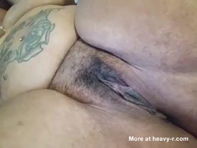 Fat Jamaican Cunt