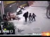 Firecracker Kills little Sister