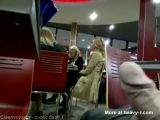 Masturbating To Girls In Restaurant